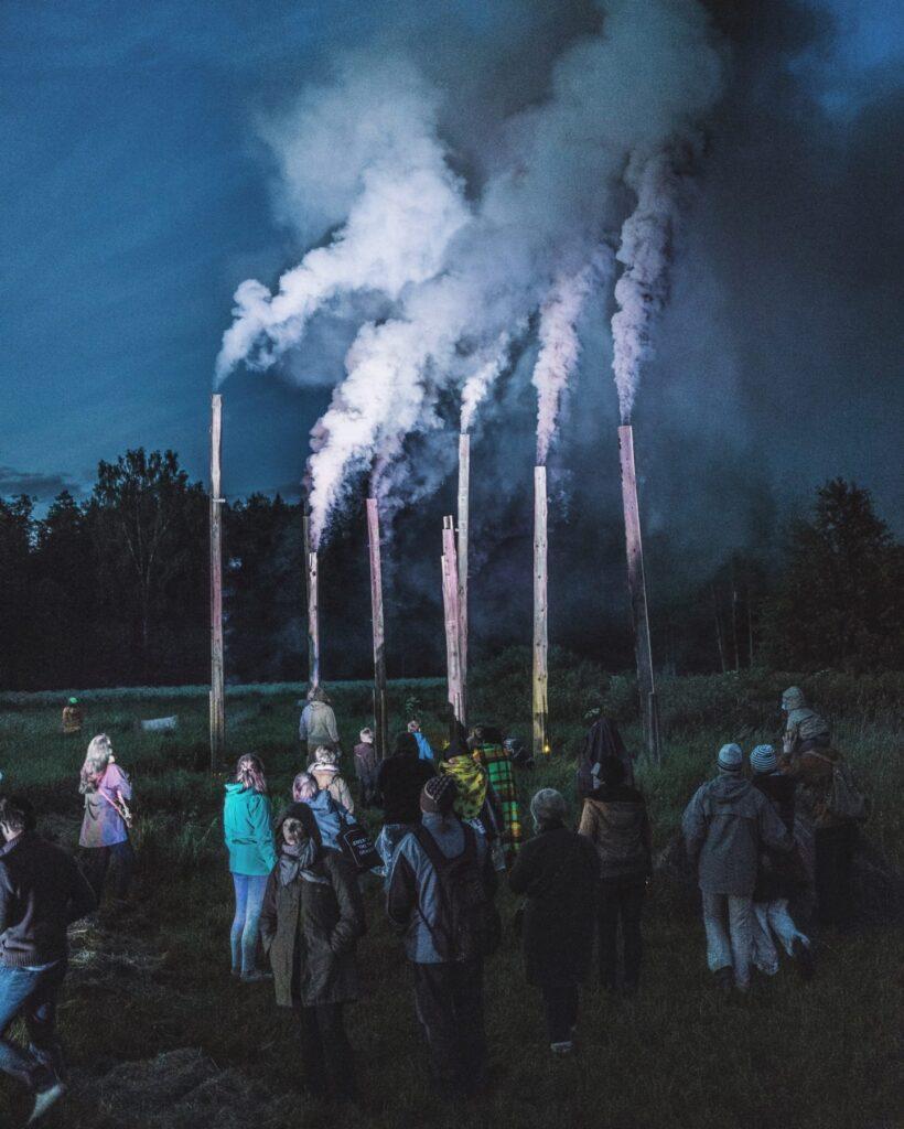 Smoke by Tõnu Runnel
