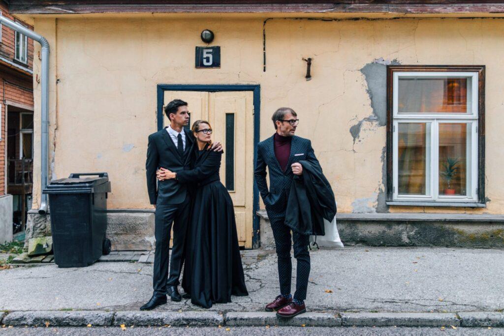 Family by Tõnu Runnel