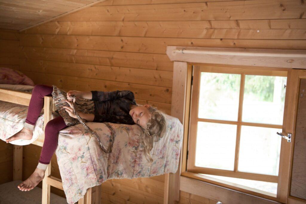 Camping by Katrina Tang