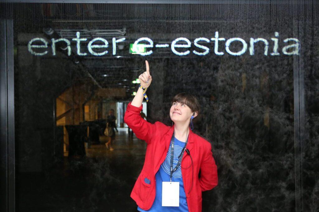 enter e-estonia light banner