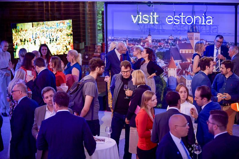 Estonia 101 reception