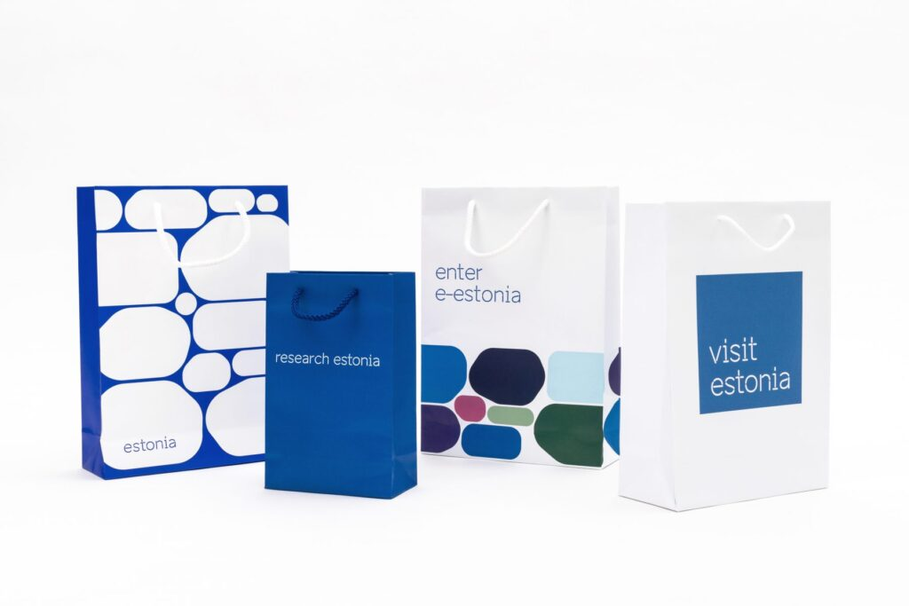 Estonia gift bags