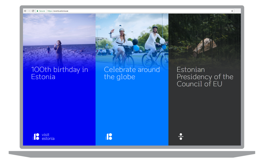 events.estonia.ee website screenshot