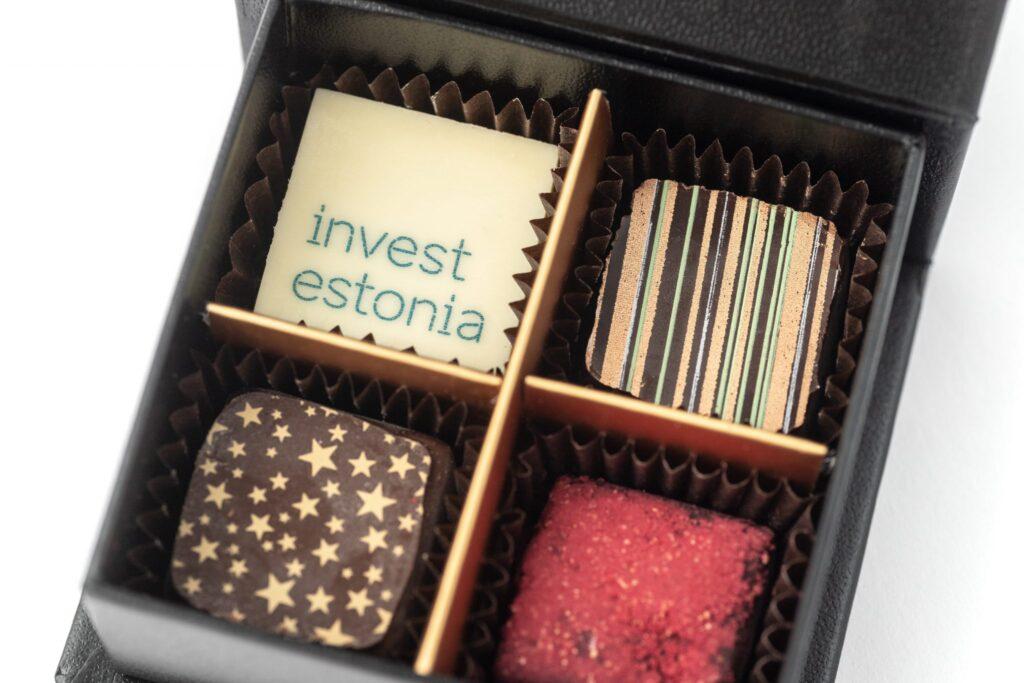 invest estonia chocolate