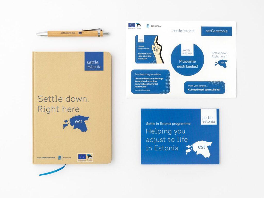 settle estonia giftset