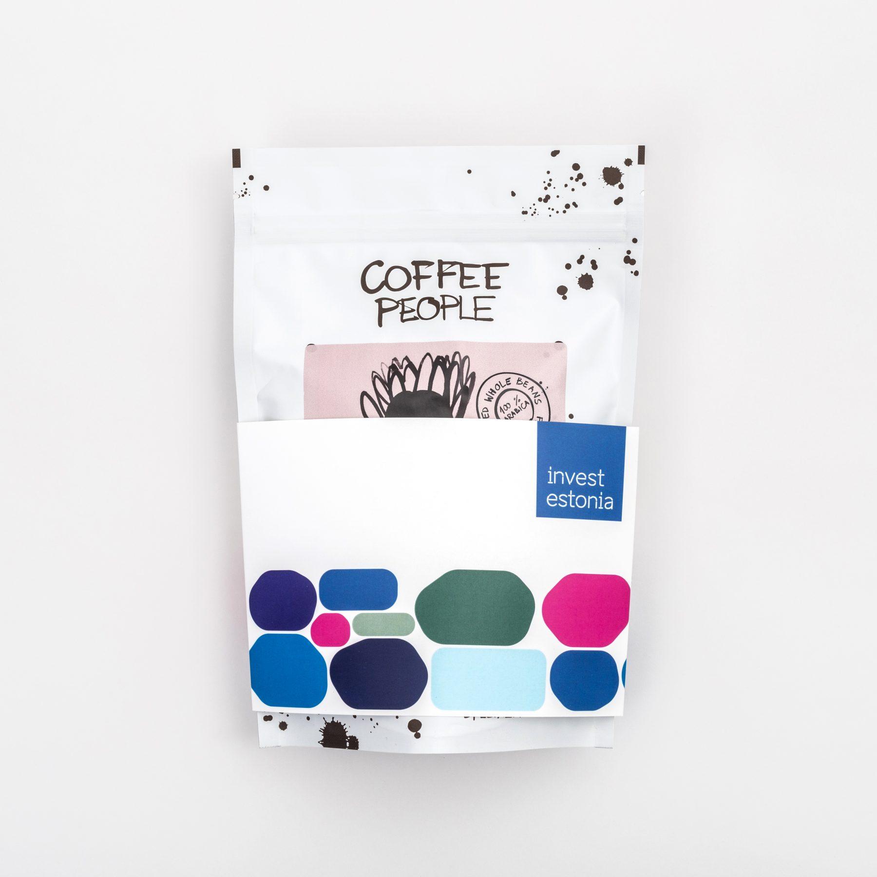 Invest Estonia Coffee