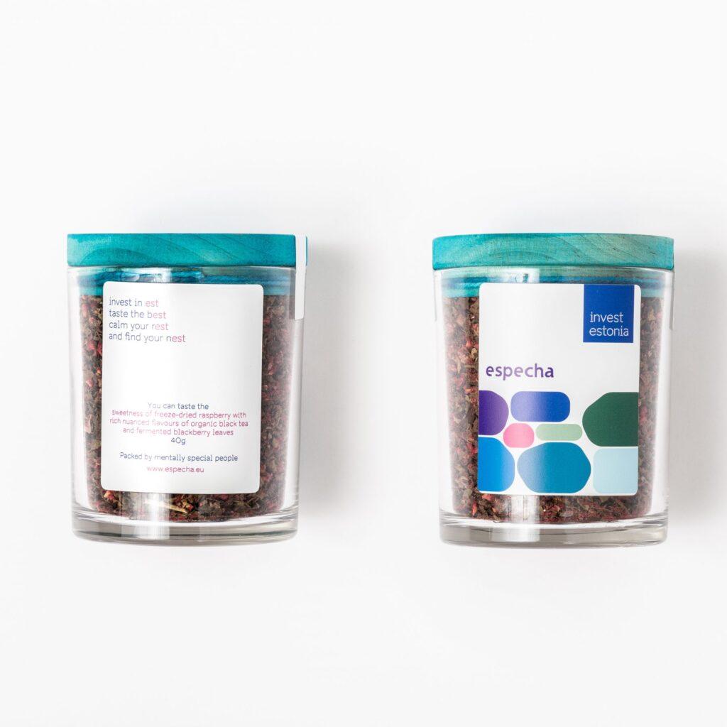 Invest Estonia Tea