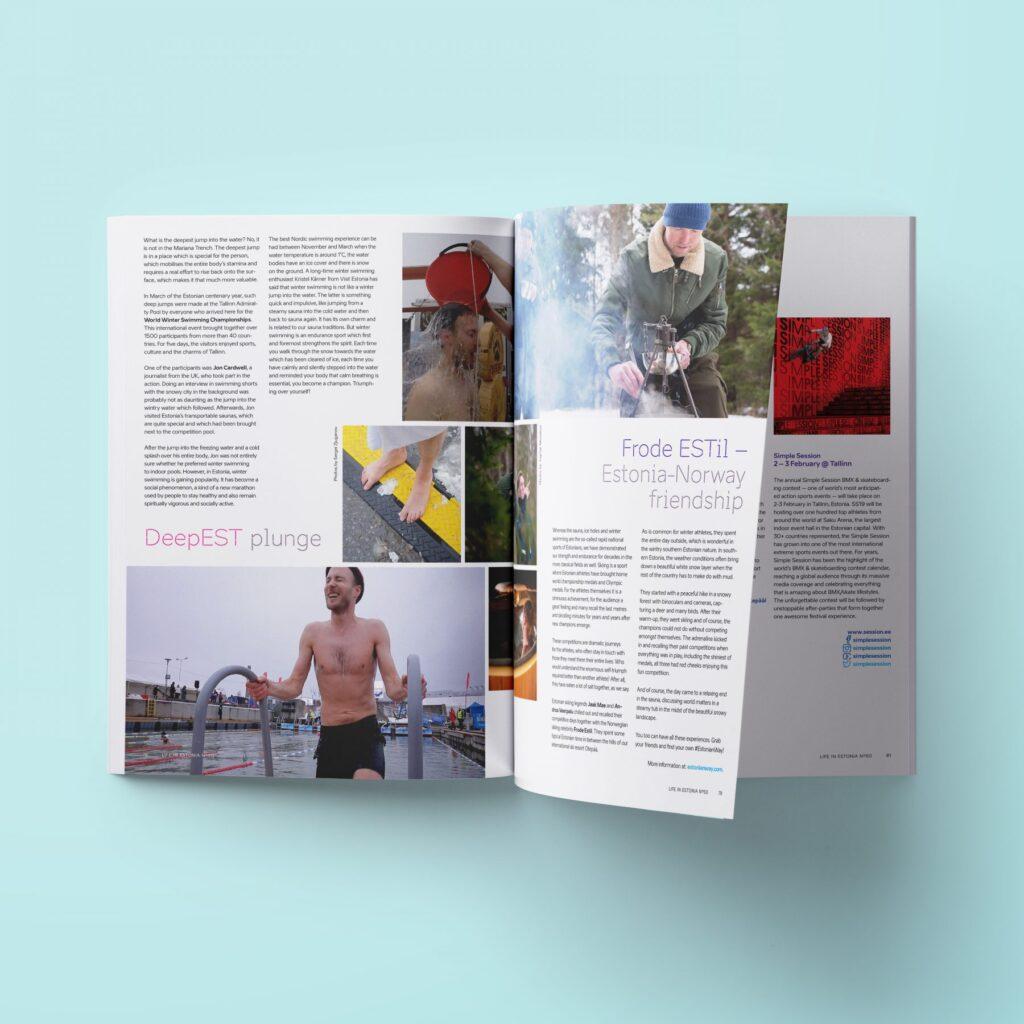 brand estonia print example