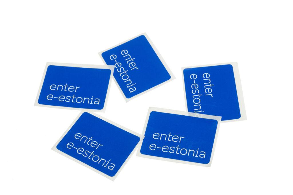 e-estonia stickers