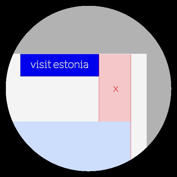 brand estonia wordmark