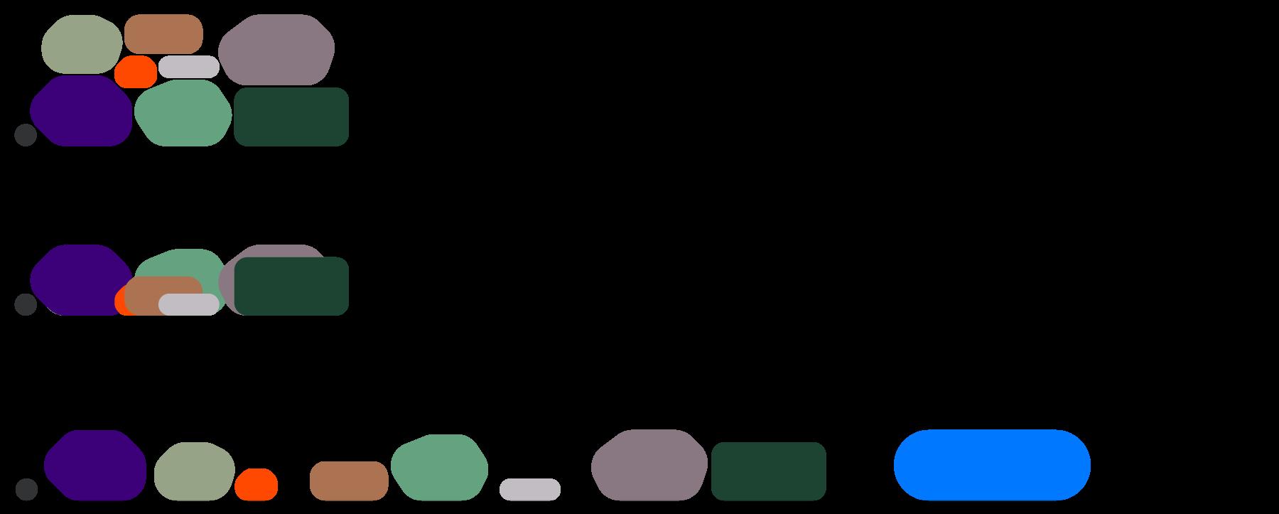 brand estonia boulders examples