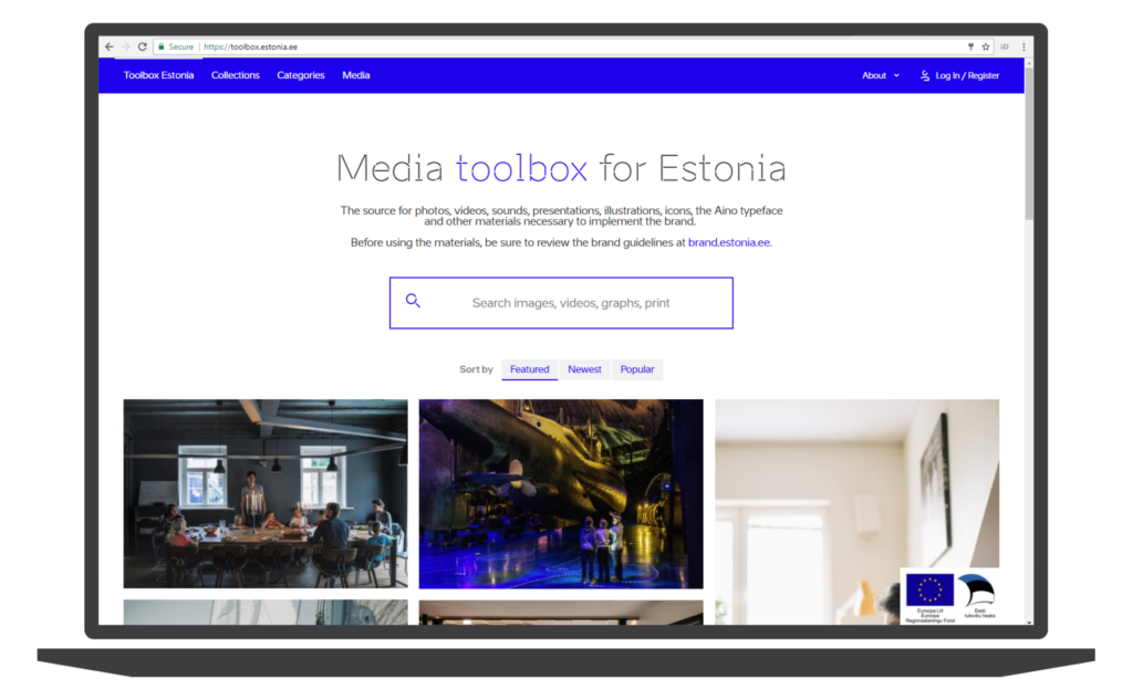toolbox.estonia.ee website screenshot