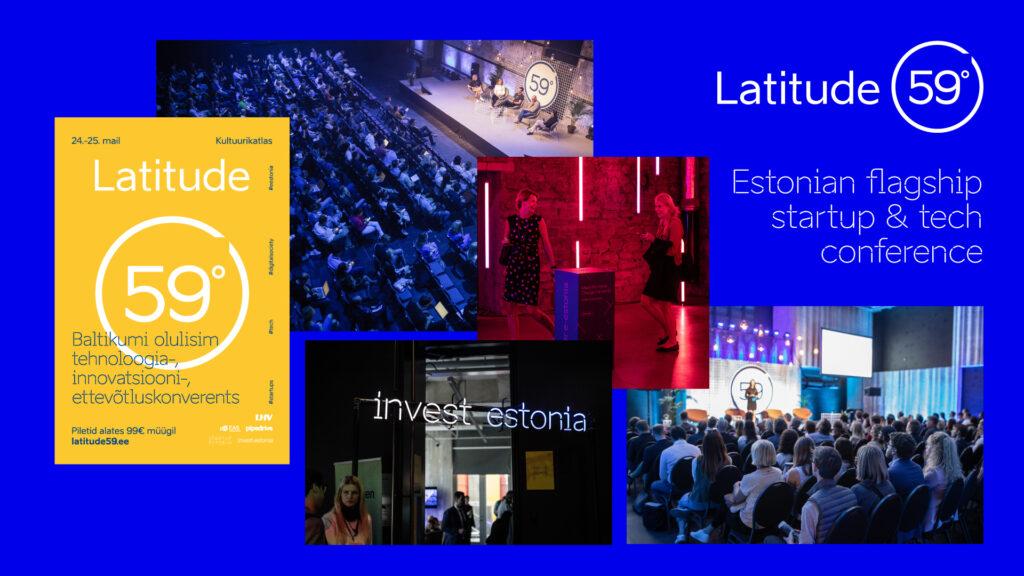 Latitude 59 event poster