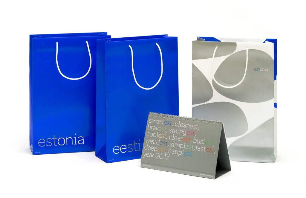 Examples of bags and calendar