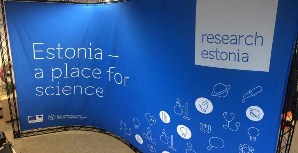 Research Estonia design wall