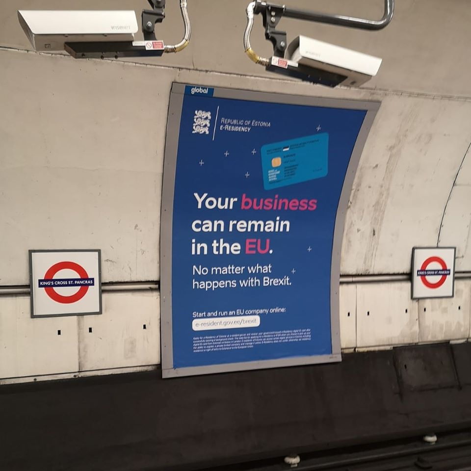e-residency brexit campaign