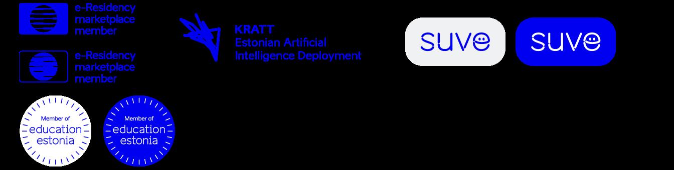 toodete ja teenuste logo näidised